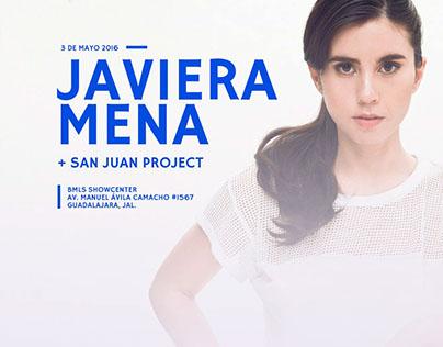 Javiera Mena   BMLS Showcenter