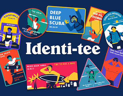 Identi-tee - Worn with Pride