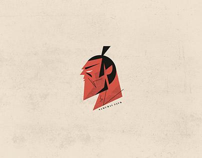 The Samurai Jack Portraits
