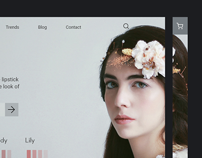 WoDe - (Online Shopping ) - UI Design Concept