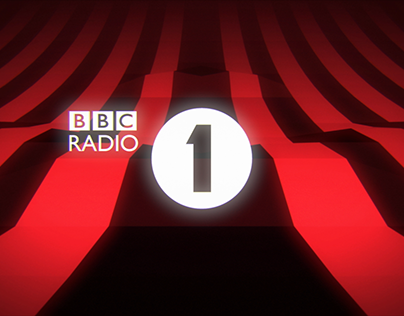 BBC Radio 1 Club Visuals