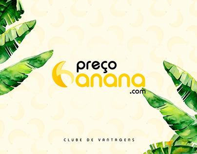 Logo Preço Banana