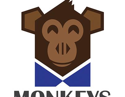 [Logotype] Monkeys