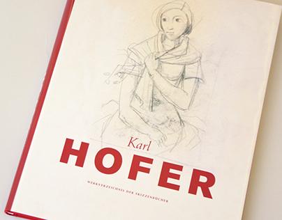 Karl Hofer Art Catalog Raisonné