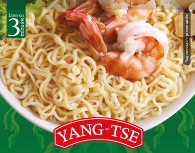 Packaging Yang-Tse