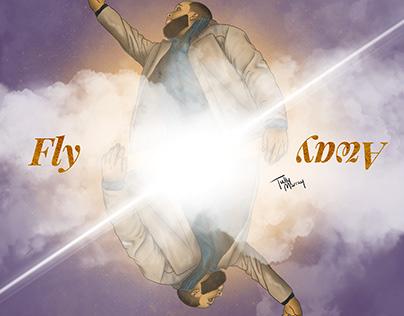 Fly Away Album Cover