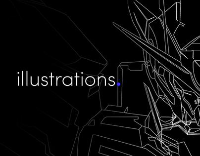Illustrations - Portfolio