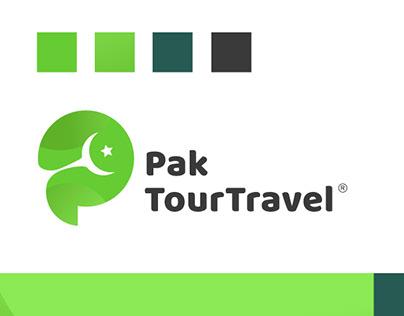 Pak TouTravel Logo Design & Branding