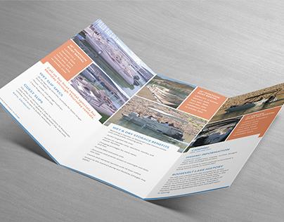 Roosevelt Lake Marina Brochure