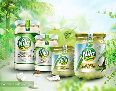 Nila Food Product Packaging designs