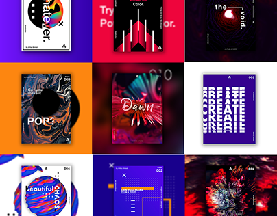 Poster Series - Volume 1