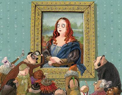 'The Casting of Leonardo' 'Le Casting de Léonard'