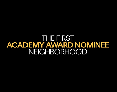 UBER - The First Academy Award Neighborhood