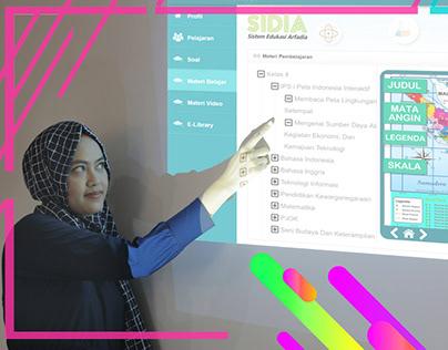 Software Media Pembelajaran Pendidikan untuk Sekolah