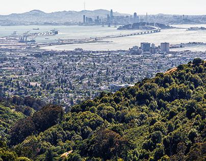 Bay Bridge & San Francisco