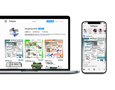 ImprintID Social and Email Marketing