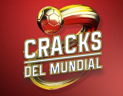 CRACKS DEL MUNDIAL