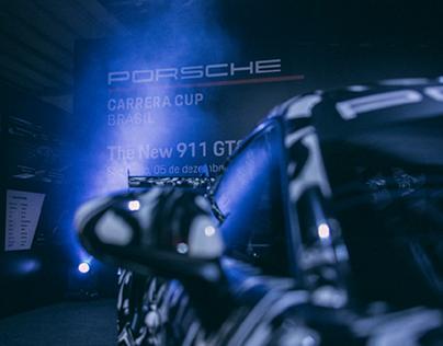 The New Porsche 911 GT3 (Porsche Cup Brasil)