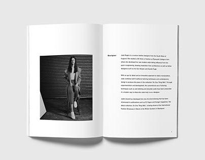 Jade Rogers - Brand Identity