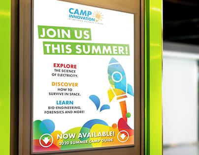 Camp Innovation 2020 Summer Camps