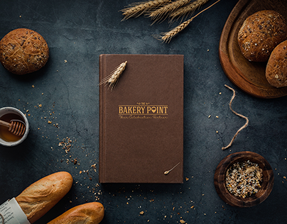 Bakery Point Branding