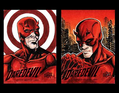 Upperdeck: Daredevil (2017)
