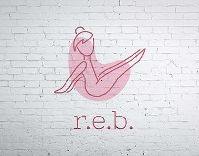 Reforming Every Body (Pilates Studio) Branding