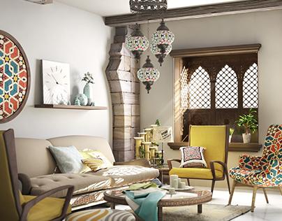 Residential Duplex Interior Design.