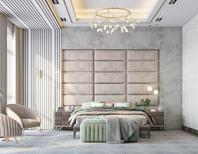 Master bedroom (Apamia) Dubai
