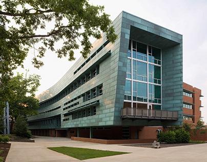 The Stuckeman Family Building   Penn State University