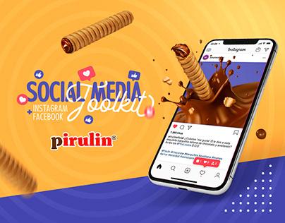 Pirulin | Social Media Toolkit