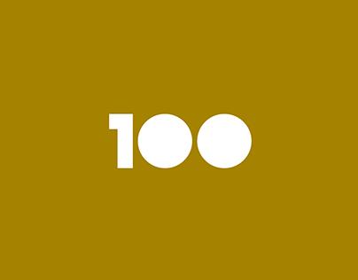 100 Logo Collection