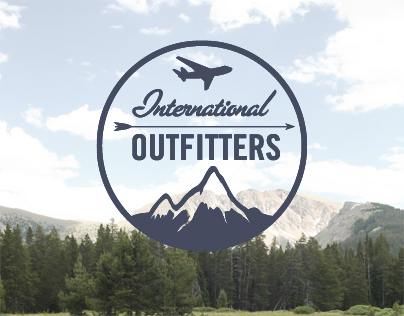 International Outfitters Identity + Website