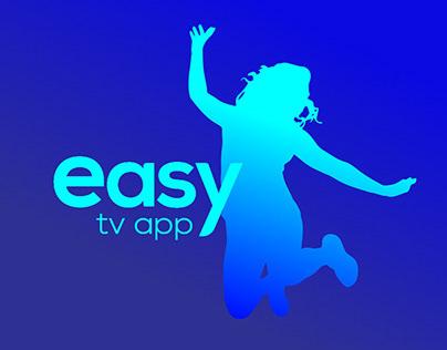 Easy tv app