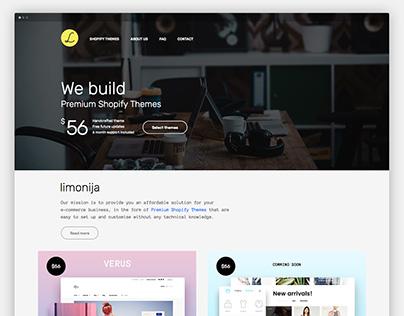 limonija - We build premium Shopify themes