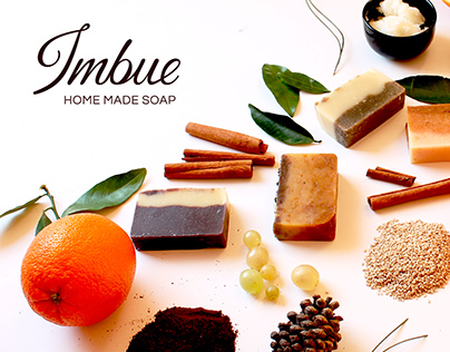 Imbue - Home Made Soap