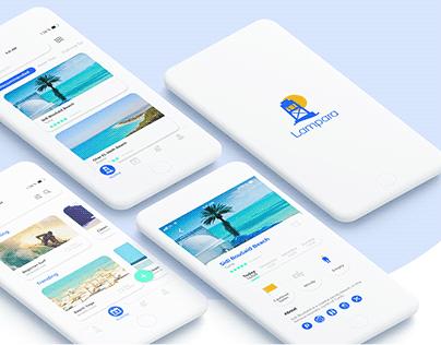 Lampara App Design