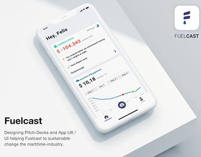 Fuelcast App