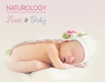 Mum & Baby Skincare | Packaging and Branding