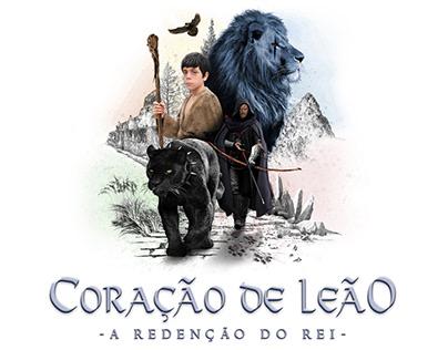 """""""Coração de Leão"""""""