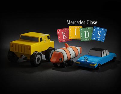 Mercedes Benz - Clase Kids