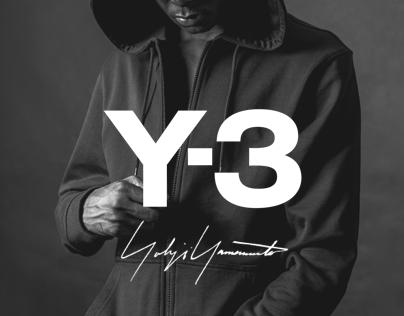 Adidas Y-3 Concept
