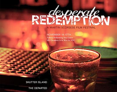 Desperate Redemption A Martin Scorsese Film Festival