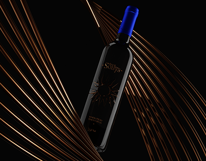 The Sollys Wine - 3D product