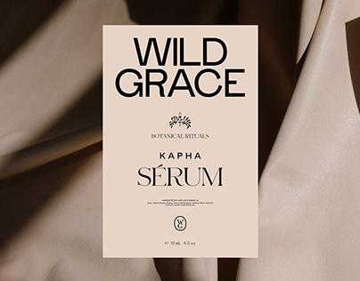 WILD GRACE, Identity / Packaging