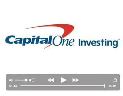 Capital One Sizzle Reel 2016