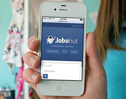 Branding & Marketing of JOBOHUT