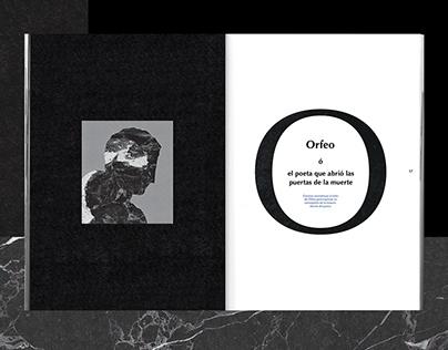 Jean Cocteau - Mythology Editorial