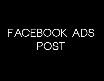 Facebook Ads Post