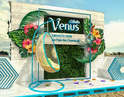 Venus-Gillette